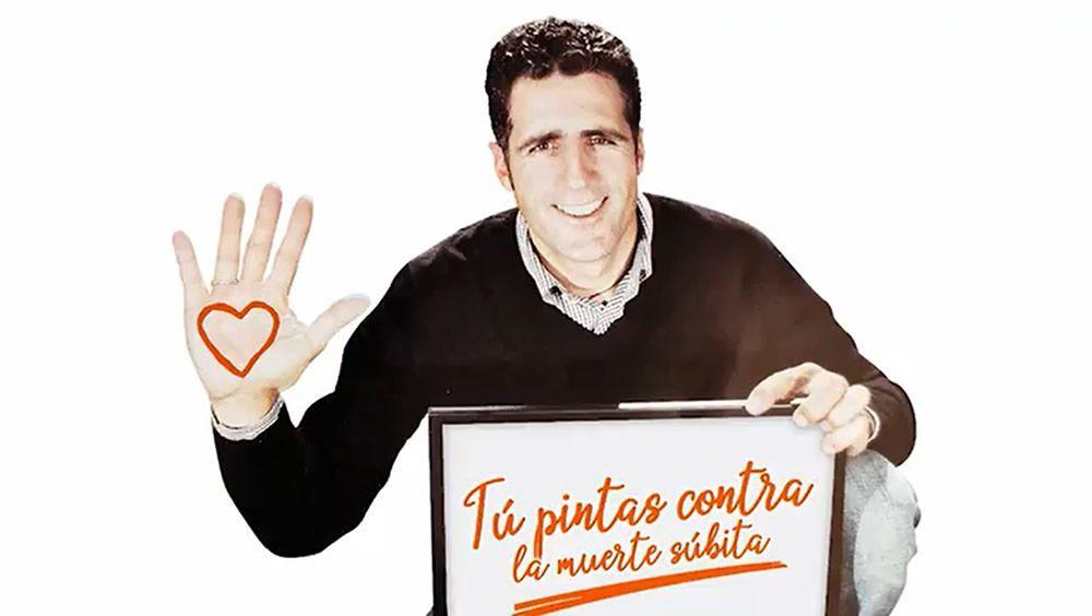 El ciclista español Miguel Induráin será uno de los ponentes del IV Congreso Nacional contra la Muerte Súbita (Foto: Fundación Quaes)