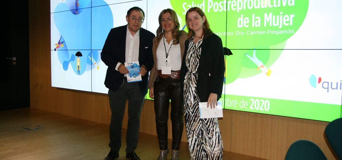 I Jornada Salud Postreproductiva Mujer (Foto. Quirónsalud)
