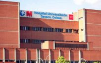 Fachada del Hospital Severo Ochoa (Foto. Comunidad de Madrid)