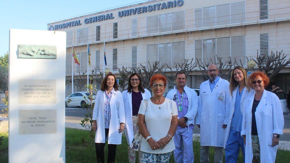 El General de Alicante trasplanta 20 riñones donados con anticuerpos