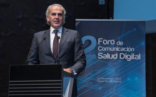 """Ruiz Escudero: """"Madrid está impulsando una transformación digital orientada al paciente"""""""