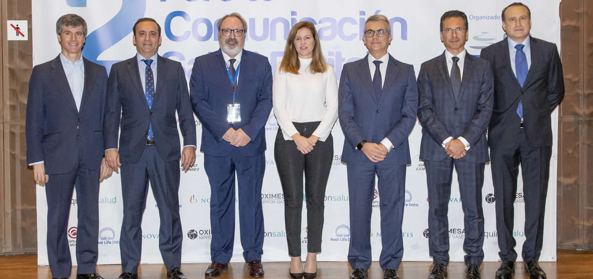 Inauguración oficial del II Foro de Comunicación Salud Digital (Foto: Óscar Frutos - ConSalud.es)