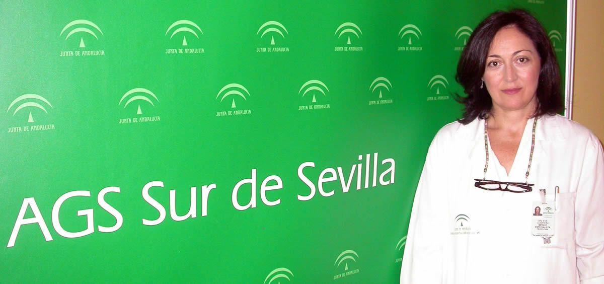 Eva Cuartero, coordinadora del Plan de Alzheimer y otras demencias (Foto. Junta de Andalucía)
