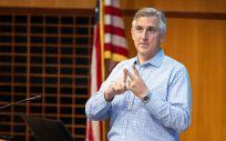 Bob Bradway, CEO de Amgen. (Foto. Amgen)