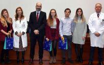 I Jornadas de Formación Especializada se han celebrado en Talavera de la Reina (Foto. Sescam)