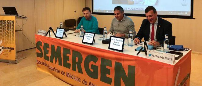 Jornadas de SEMERGEN Islas Baleares (Foto: Sociedad Española de Médicos de Atención Primaria)