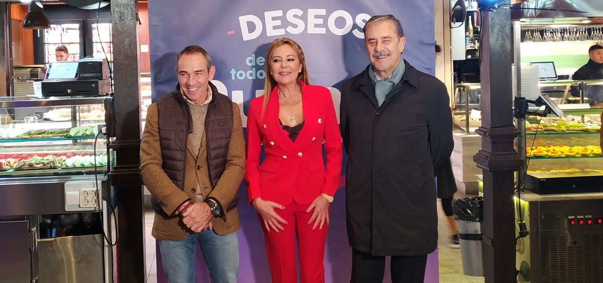 """Presentación de la campaña """"Deseos de todo pulmón"""" (Foto. ConSalud.es)"""