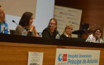 Algunas de las ponentes en la VIII Jornada de Seguidad del Paciente (Foto. ConSalud)