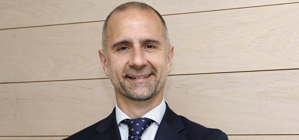 José Marcilla, director general de Novartis Oncology en España. (Foto. Novartis)