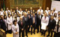 La acreditación es resultado del trabajo en equipo e implicación de todos los profesionales de OncoHealth. (Foto. FJD)
