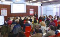 Celebración de la I Jornada Formativa sobre BIFAP (Foto. Sescam)