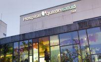 Hospital Quirónsalud Sur.