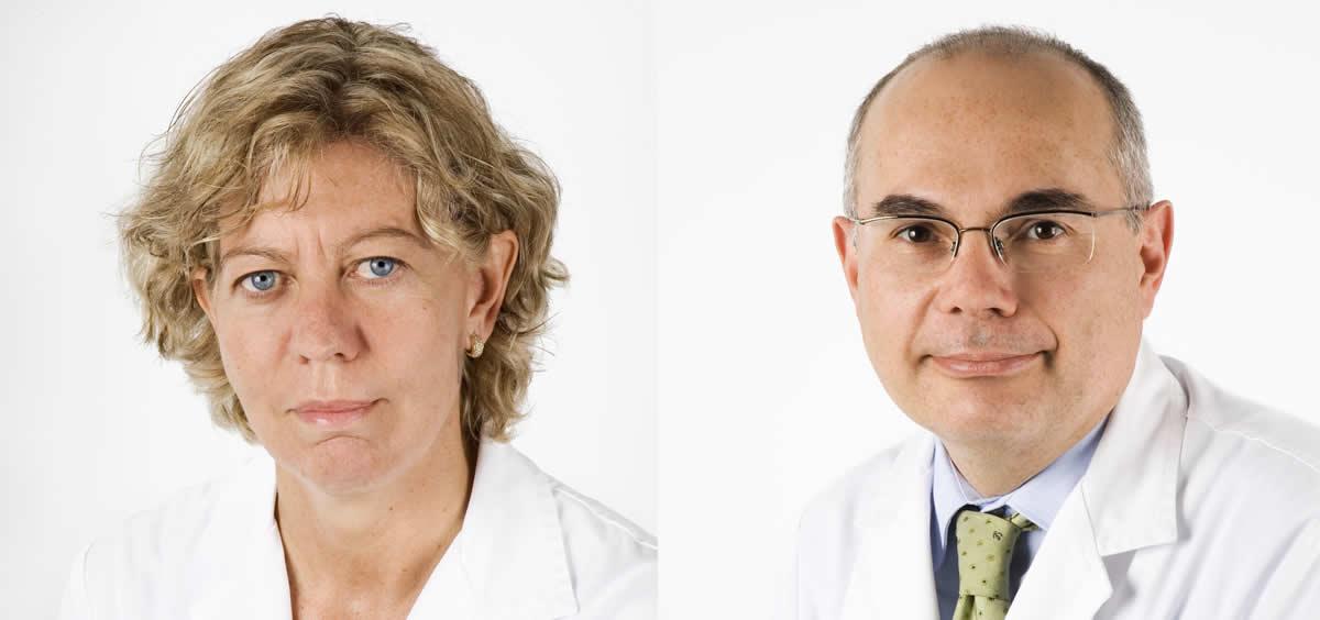Doctores Enriqueta Felip y Josep Tabernero (Foto.Quirónsalud)