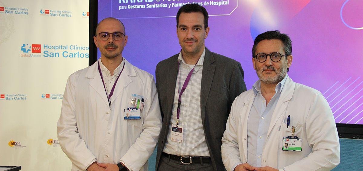 Profesionales del Hospital Clínico San Carlos (Foto. Clínico San Carlos)
