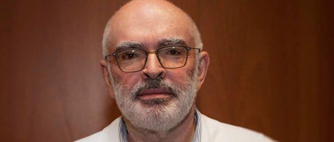 Francisco Antón, subdirector del Área de Salud del SERIS (Foto.SERIS)