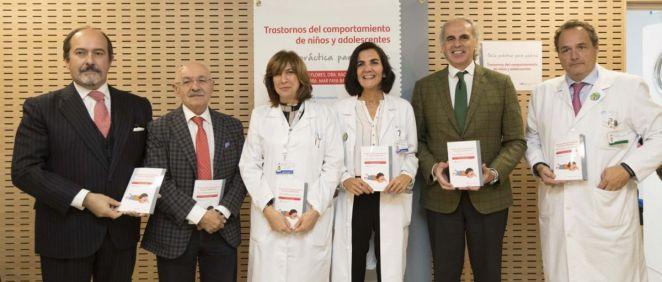 Presentación de la guía (Foto. Comunidad de Madrid)