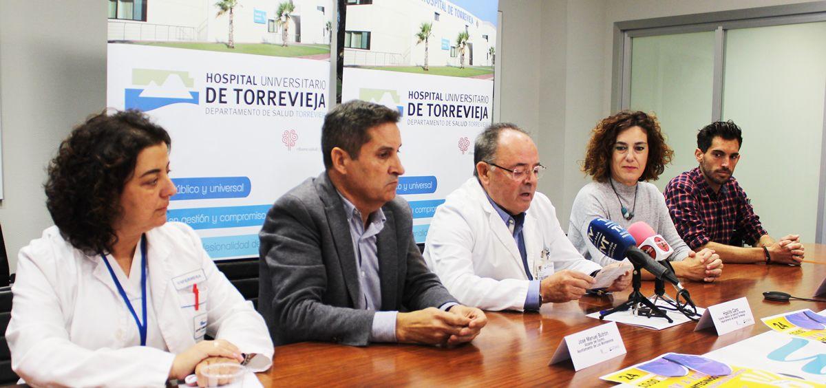 Acuerdo de colaboración entre Torrevieja Salud y Los Montesinos (Foto. ConSalud)