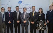 Grupo Otsuka celebra su 40 aniversario en España
