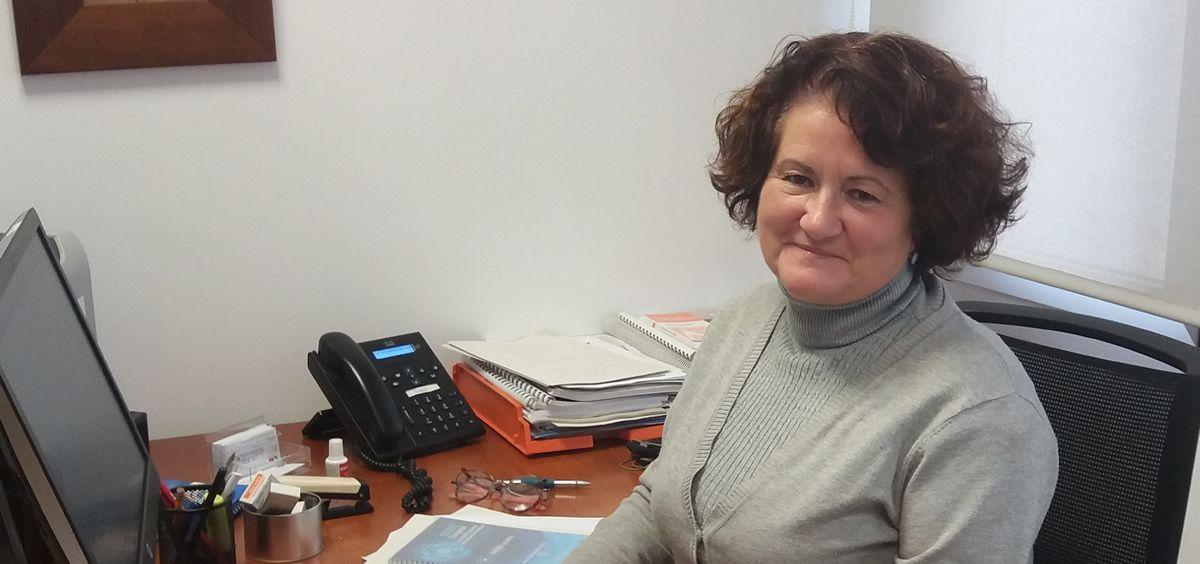 Inmaculada Mediavilla, nueva presidenta de la SECA (Foto. ConSalud)