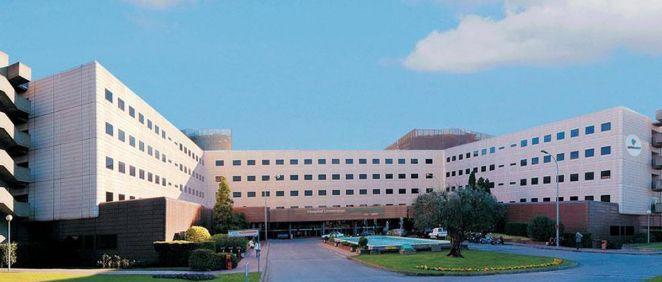 Hospital Universitario General de Cataluña. (Foto. HUGC)