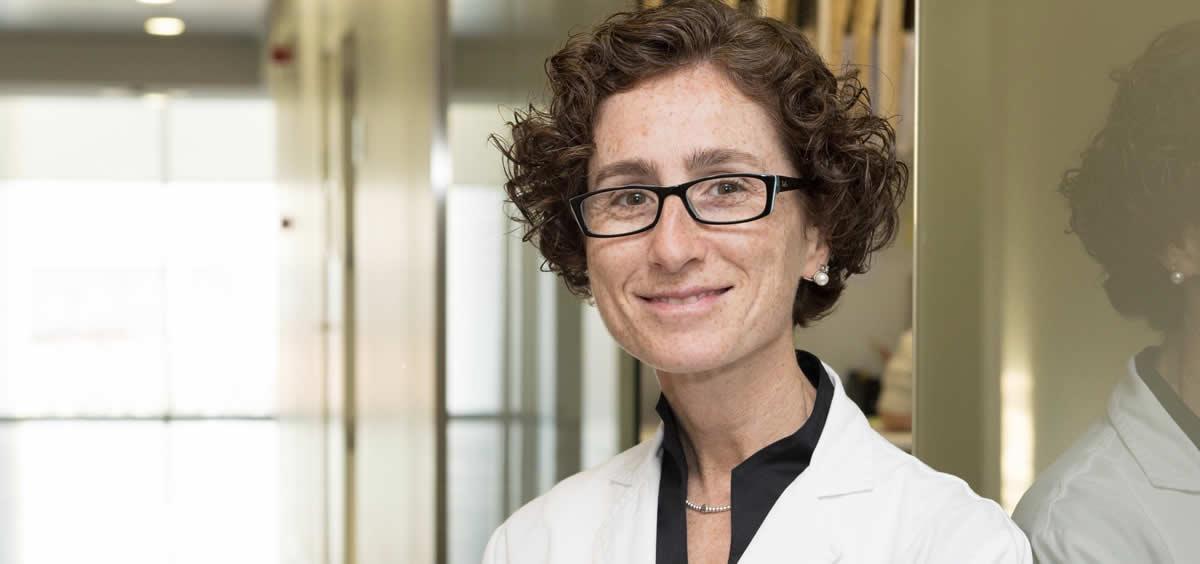 Teresa Macarulla, oncóloga de la Unidad de Tumores Gastrointestinales del IOB Institute of Onchology en el Hospital Quirónsalud Barcelona (Foto.Quirónsalud)