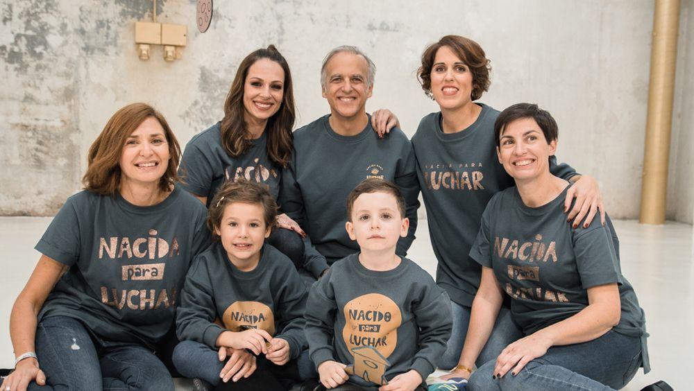 'Nacida para Luchar', homenaje a todas las madres de niños con cáncer
