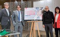 Presentación de la campaña contra el SIDA en Extremadura (Foto. Junta de Extremadura)