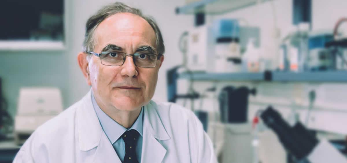 Antonio Campos, director científico del Biobanco del Sistema Sanitario Público de Andalucía (Foto. Junta de Andalucía)