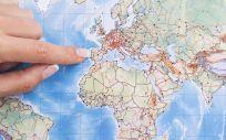 Mapa del mundo. (Foto. Freepik)