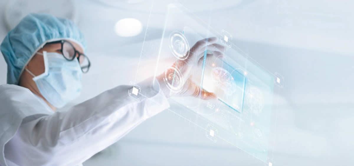 Nuevas tecnologías y Salud: el futuro de la asistencia. (Foto. Freepik)