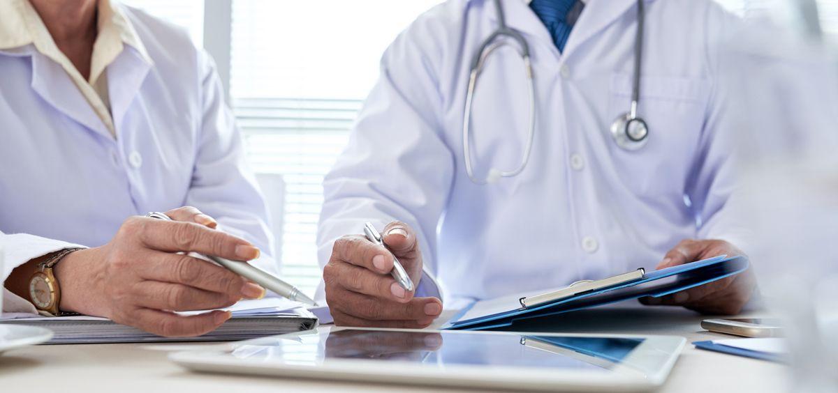 Profesionales sanitarios (Foto: Freepik)