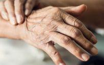 Paciente con la enfermedad de Parkinson (Foto. Freepik)