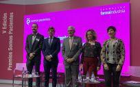"""Participantes de la VII Jornada """"Somos Pacientes"""" (Foto. Farmaindustria)"""