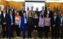 Participantes de la primera jornada del Think Tank (Foto. Think Tank)