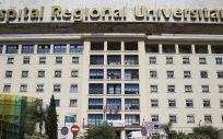 Hospital Regional Universitario de Málaga (Foto. Hospital Regional Universitario de Málaga)