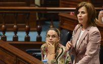 Teresa Cruz, consejera de Sanidad del Gobierno de Canarias (Foto. Gobierno de Canarias)