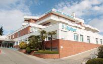 Fachada del Hospital Ruber Internacional (Foto. Quirónsalud)