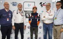 Quirónsalud Servicio Médico de MotoGP realizó 124 asistencias en circuito en el Mundial