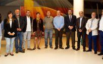 Investigadores CIBERESP Santiago de Compostela (Foto. Consalud)
