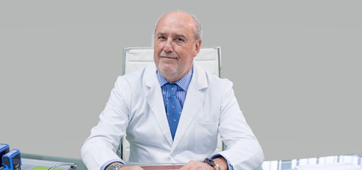El doctor Jesús Fernández Herrera, del servicio de Dermatología del Hospital Quirónsalud Sur (Foto. ConSalud)