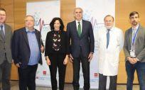 III Jornada de Investigación en Sanidad. Foto. Consalud