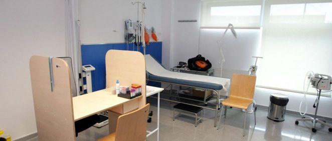 Centro de salud (Foto. Xunta de Galicia)
