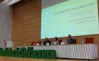 Presentación del calendario vacunal 2020 de Andalucía (Foto. Junta de Andalucía)