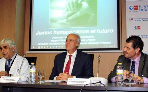 El Hospital Infanta Cristina celebra una jornada sobre humanización de los centros sanitarios