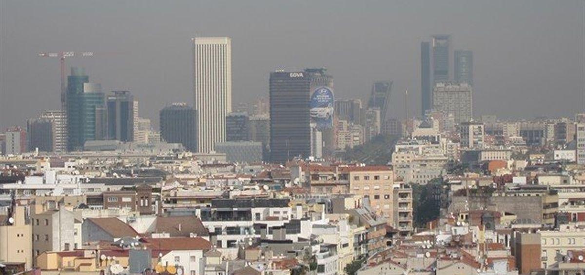 El cambio climático es una realidad evidente, según la Organización Mundial de la Salud  (Foto. Europa Press)