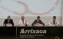 VIII Jornada de Cardiogenética en el Hospital Clínico Universitario Virgen de la Arrixaca (Foto. Consejería de Salud de Murcia)