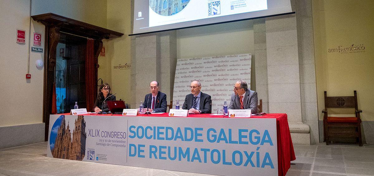 Sociedad Gallega de Reumatología (Xunta de Galicia)