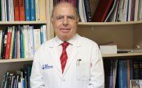 Víctor Vargas, del Hospital Universitario Vall d'Hebron de Barcelona (Foto. Vall d'Hebron)
