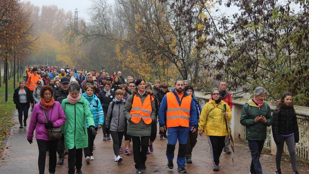 Paseo Saludable 'Caminando con tu médico'