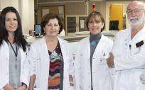 Un trabajo del Hospital de Guadalajara que relaciona la urticaria crónica con una disfunción tiroidea, distinguido en el Congreso Nacional del Laboratorio Clínico. (Foto: J. Javier Ramos González / Sescam)